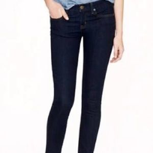 J CREW NWOT toothpick jeans